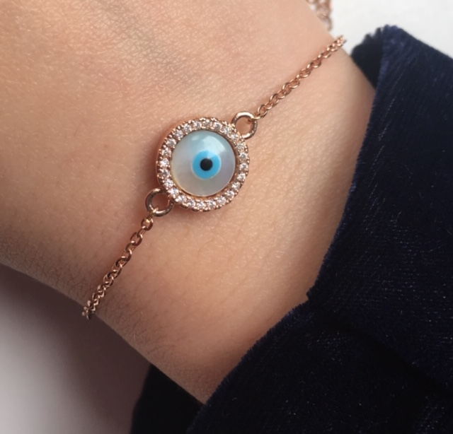 Vue du bracelet fini