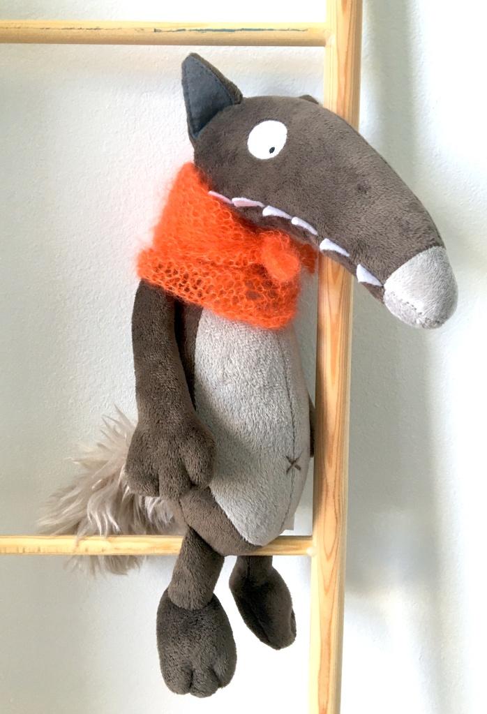 L'écharpe de Petit Loup